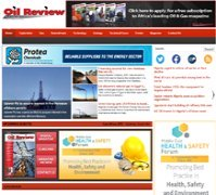 Oil Review Homepage 2013