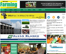 African Farming Homepage 2013