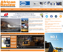 African Review Homepage 2013