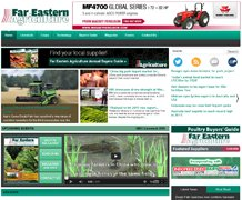 Far Eastern Agriculture online