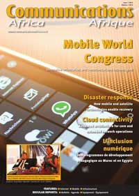 Click here to read the latest edition of Communication Africa