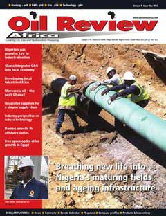 Click here to read the latest edition of Oil Review Africa