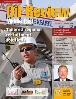 Click here to read the latest edition of Oil Review Middle East