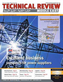 Click here to read the latest edition of Technical Review Middle East